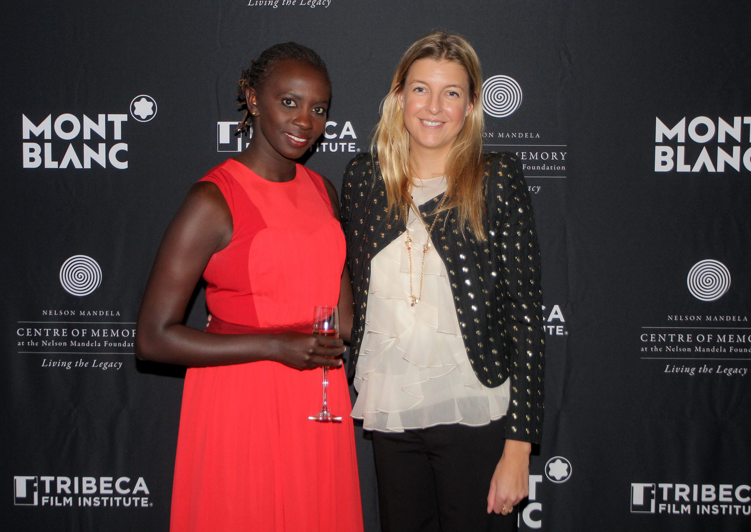 Montblanc hosts power of words film [Nelson Mandela Tribute]